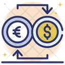Currency Exchange Currency Conversion Foreign Exchange Icon