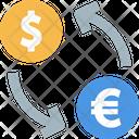 Balance Currency Exchange Euro Icon