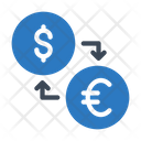 Exchange Transfer Money Icon