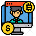 Currency Exchange Computer Icon