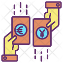 Mcurrency Business Currency Exchange Euro To Yen Icon
