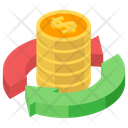 Currency Exchange Money Conversion Foreign Exchange Icon