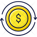 Currency Exchange Currency Coin Icon