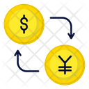 Currency Exchange Currency Money Icon