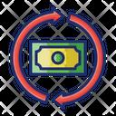 Currency Exchange Exchange Money Money Exhchange Icon