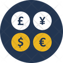 Currency Exchange Currency Notes Foreign Exchange Icon