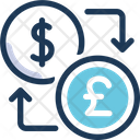 Currency Exchange Finance Dollar Icon