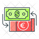 Currency Exchange Money Exchange Exchange Icon