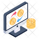 Online Currency Exchange Currency Conversion Currency Exchange Icon