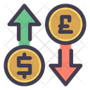Currency Exchange Currency Exchange Icon