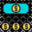 Change Financial Loan Icon