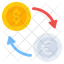 Currency Exchange Money Exchange Forex Icon