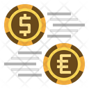 Currency Exchange Money Euro Icon