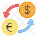 Currency Exchange Money Exchange Currency Converter Icon