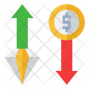 Currency Exchange Exchange Redeem Icon