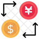 Currency Exchange Currency Conversion Money Exchange Icon