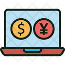 Currency Exchange Foreign Currency Foreign Exchange Icon