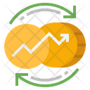 Currencyfluctuation Currency Exchange Transfer Money Icon
