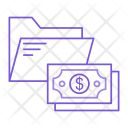 Currency folder Icon