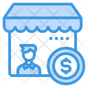 Currency Market Icon