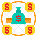 Asset Currency Money Icon