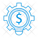 Currency Optimization Dollar Icon