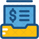 Currency Rack Icon