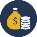 Currency Sack Icon