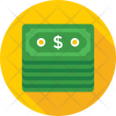 Currency Stack Icon