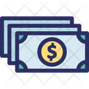 Currency Stack Money Stack Money Icon