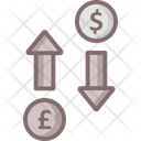 Currency Value Business Coins Icon