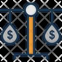 Money Value Currency Value Money Exchange Icon