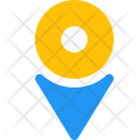 Current Direction Location Icon