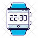 Current Time Counting Icon