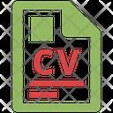 Curriculum Value Work Man Icon