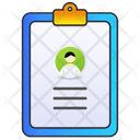 Cv Job Job Vacancy Icon