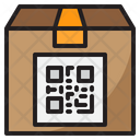 Currier Barcode Icon