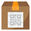 Currier Barcode Product Code Bar Code Icon