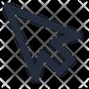Cursor Diagonal Icon