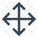 Cursor Direction Drag Icon