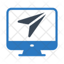 Cursor Online Lcd Icon
