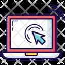 Cursor Click Ppc Icon
