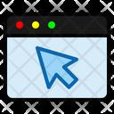 Cursor Pointer Arrow Icon