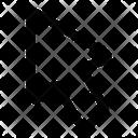 Click Pointer Arrow Icon