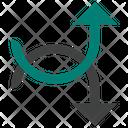 Cursor Arrow Direction Arrow Icon