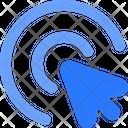 Cursor Click Cursor Click Icon