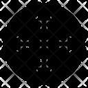 Cursor Displacement Icon