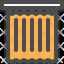 Curtain Decoration Fabric Icon