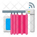 Curtains Smart Home Internet Of Things Icon