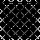 Curtains Curtain Fabric Icon